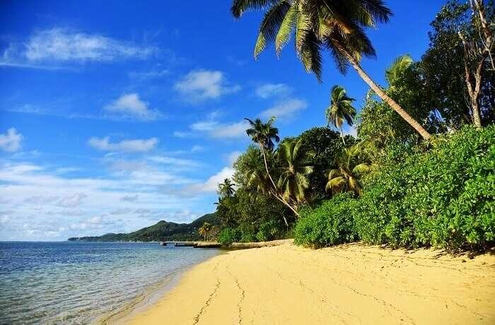 Anse Poules Bleues, Mahé Island