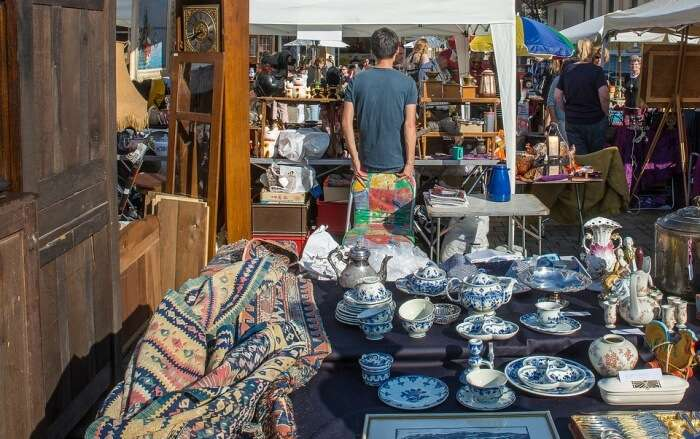 Antique Flea Market