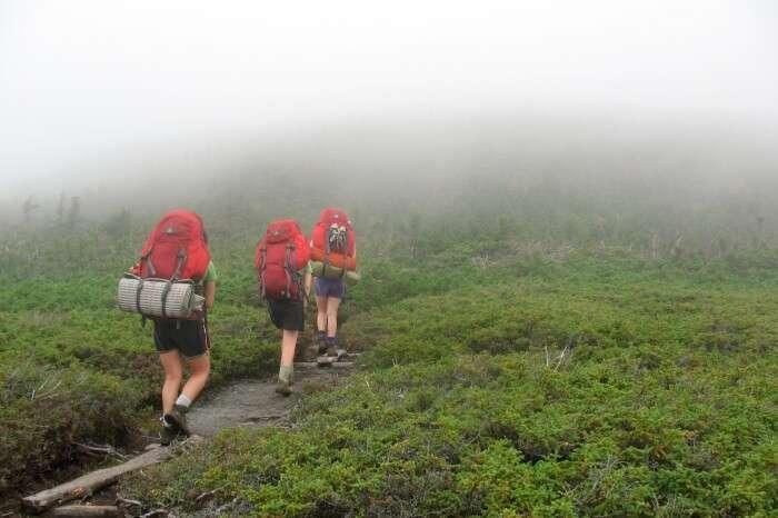 Appalachian Trail Route