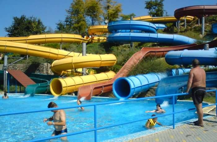 Aquarena Water Theme Park
