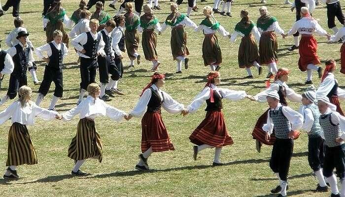 August Dance Festival
