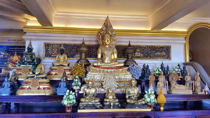 Wat Saket in Bangkok