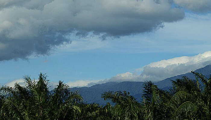 Banjaran Titiwangsa In Malaysia