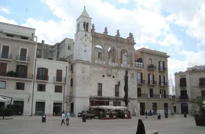 Bari Old Town