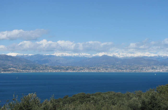 Bay of La Garoupe, Cap d'Antibes