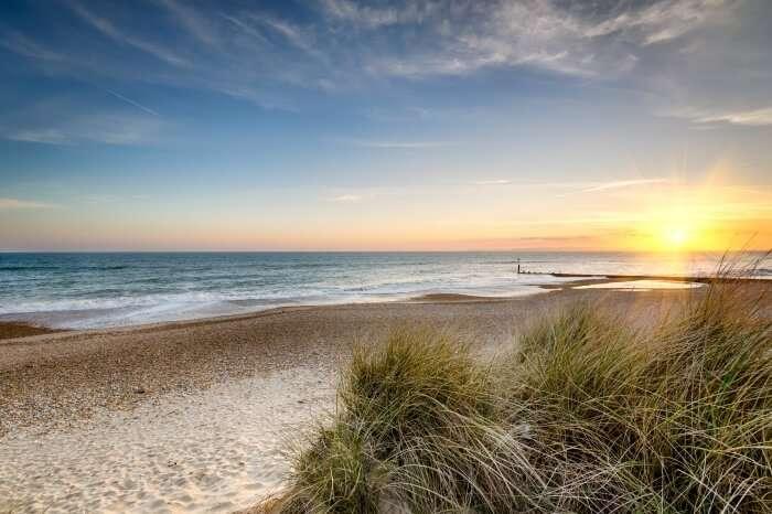 Beaches Near Christchurch