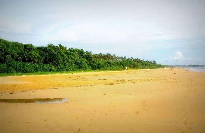 Bentota Beach