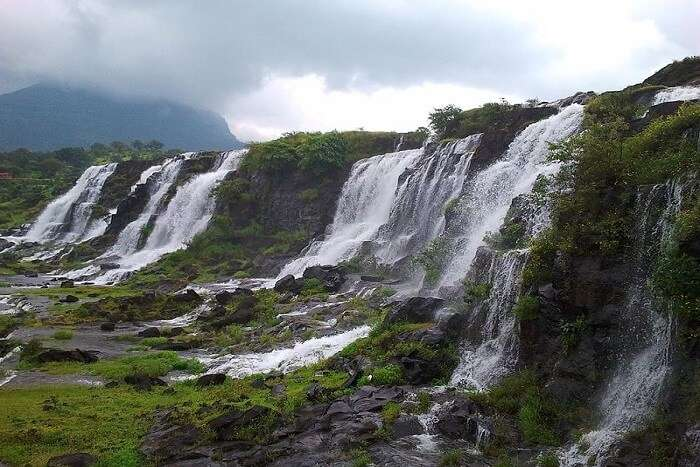 famous falls in Maharashtra