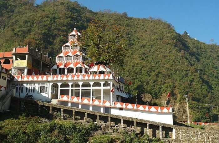 Bhima Kali Temple in Mandi