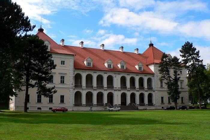 Birzai Castle