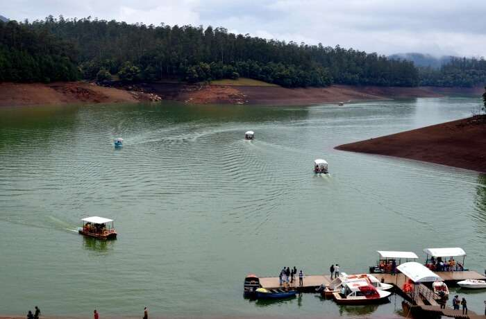 Boating in Pykara Lake