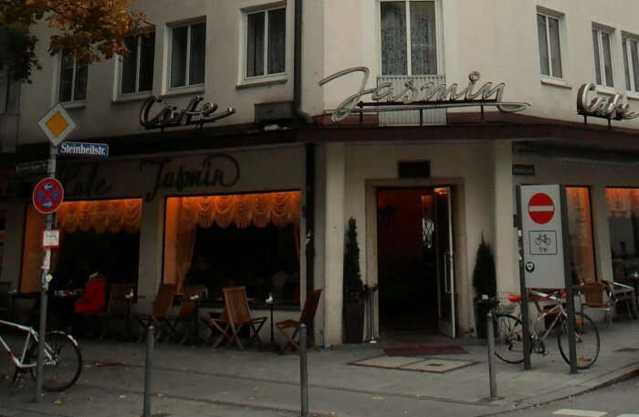 Cafe Jasmin in Munich