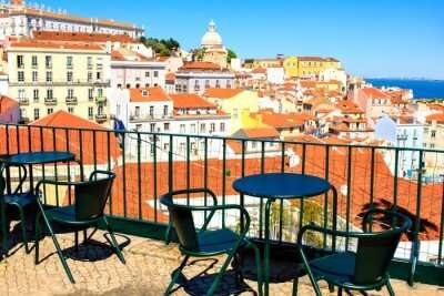 Cafes In Portugal Cover