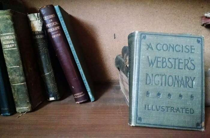 Carry A Dictionary