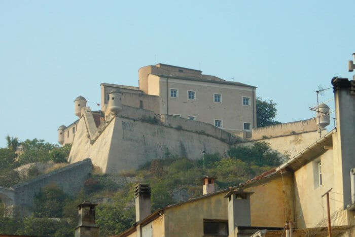 Castle of San Giovanni: Enjoy The Views