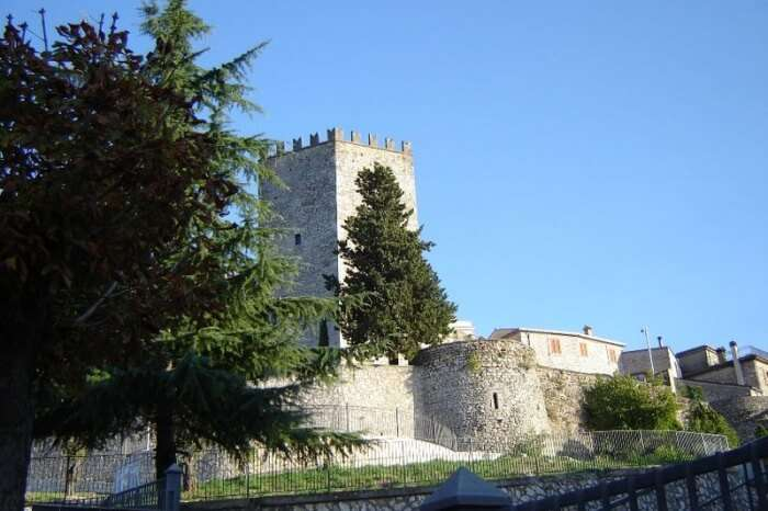 Castle of San Giovanni