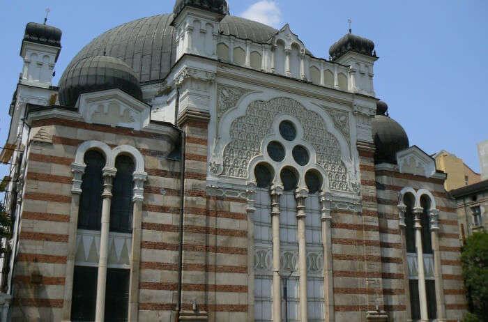 Central Sofia Synagogue