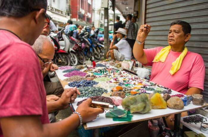 Chanthaburi Gem Market