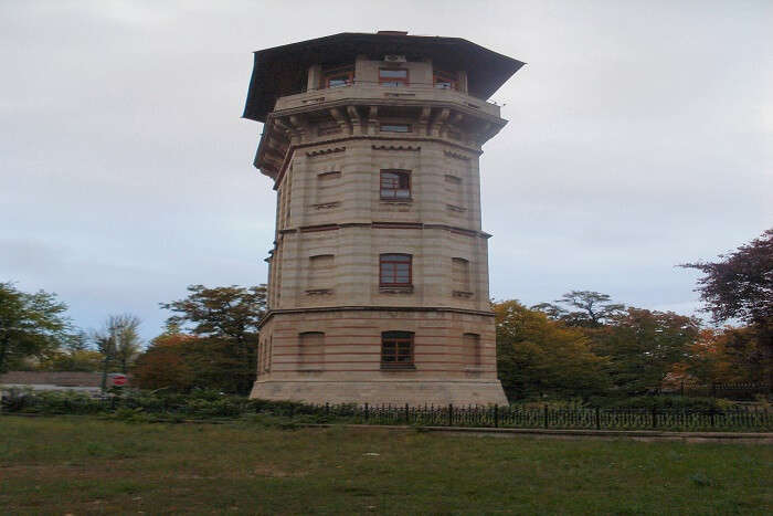 Chișinău Water Tower