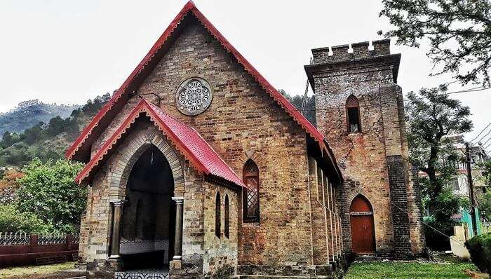 Church Of Scotland Chamba