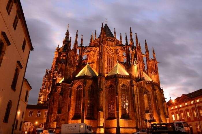 Churches In Czech Republic
