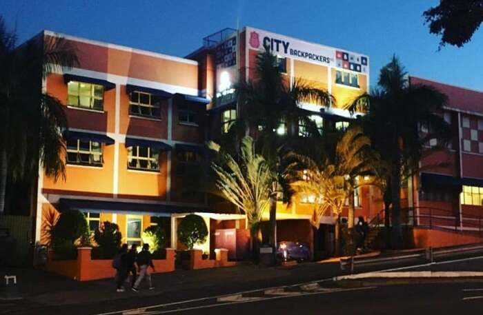 City Backpackers HQ