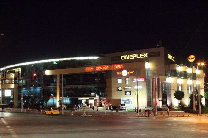 . City Center Sofia