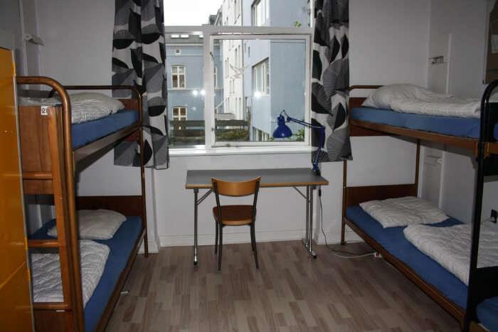 City Sleep-in hostel in Denmark