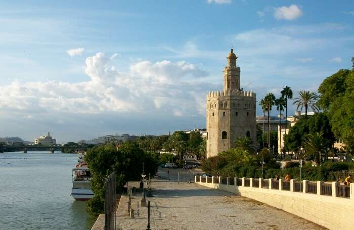 Climb the Torre del Oro