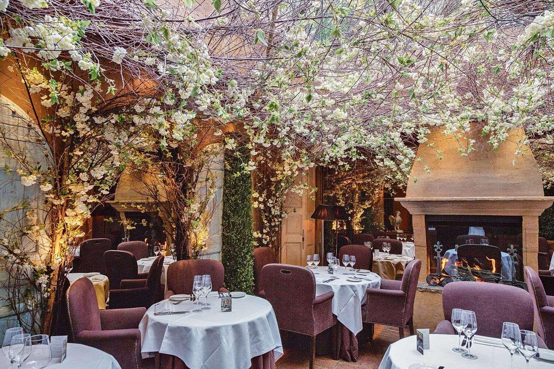 Clos Maggiore romantic place in london