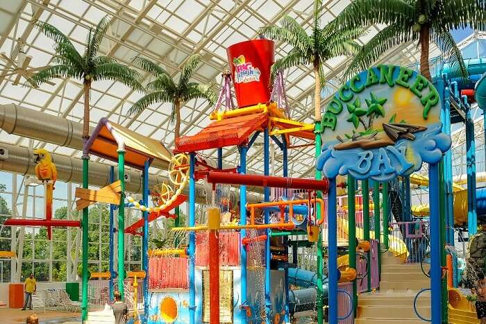 Indoor Water Parks Around The World