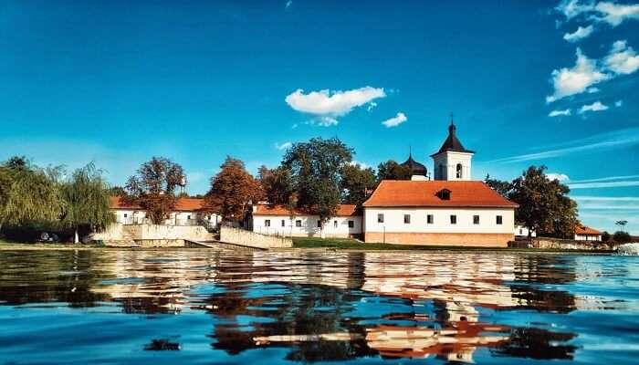 moldova lakes