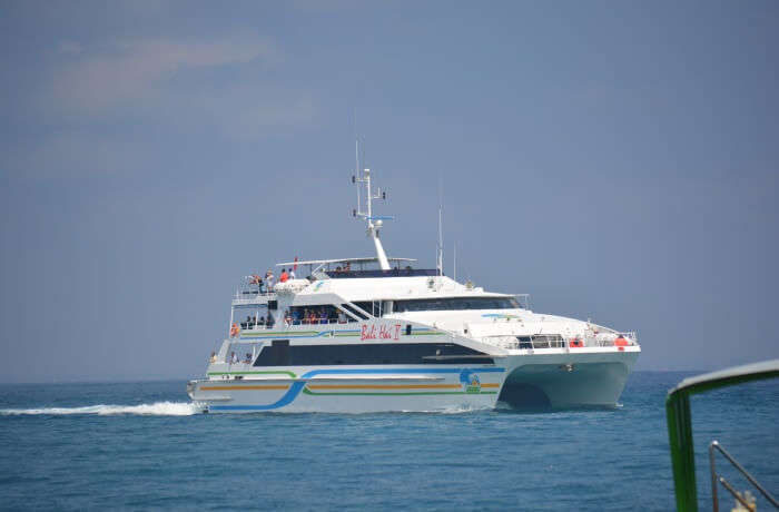 Experience Bali Hai Cruise