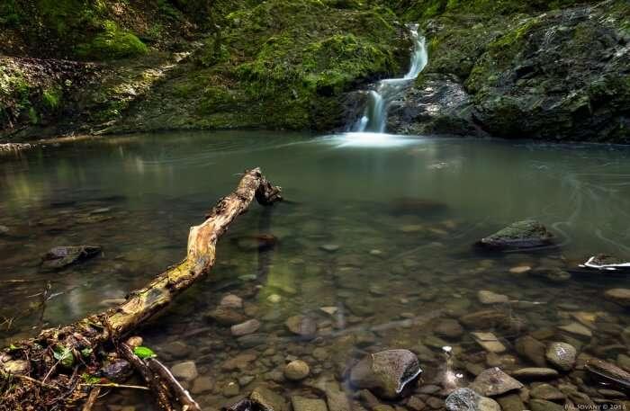 Devil's Mill Waterfall