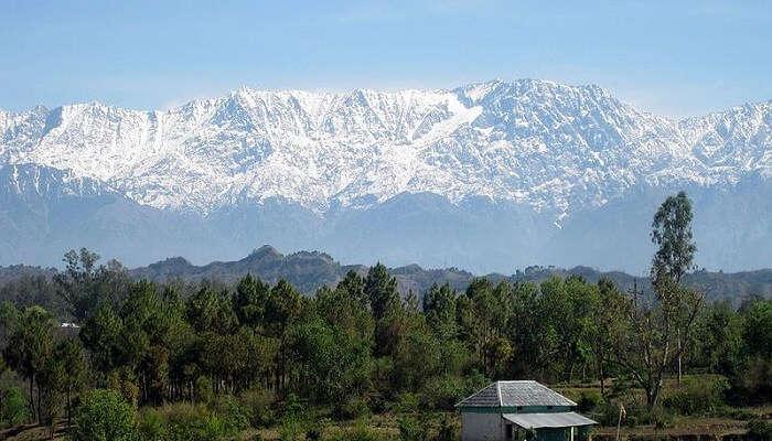 Dhauladar Range