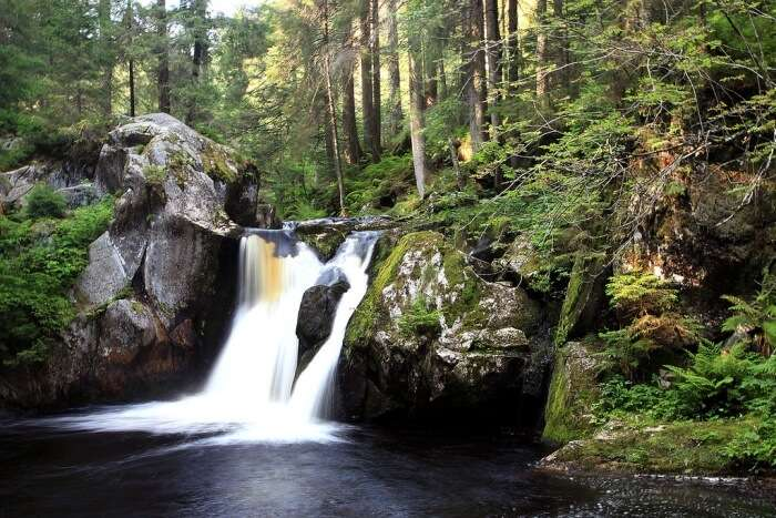 Dietersbach Wasserfall