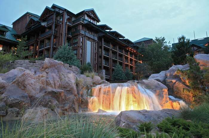 Disney's Wilderness Lodge