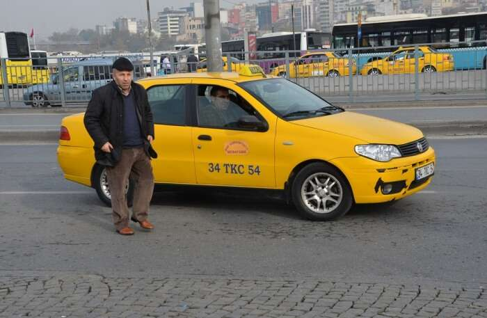 Don't Bother With Taxis