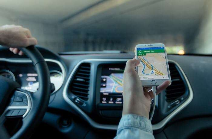 Download apps that help in availing transport
