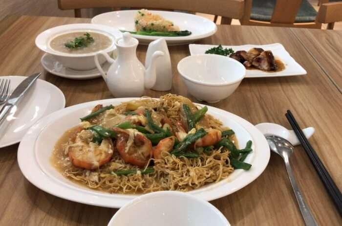 Dragon Bowl Restaurant