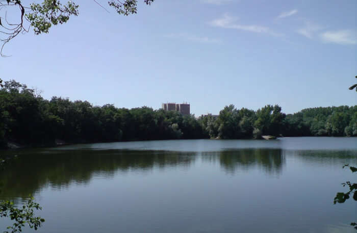 Drazdiak Lake