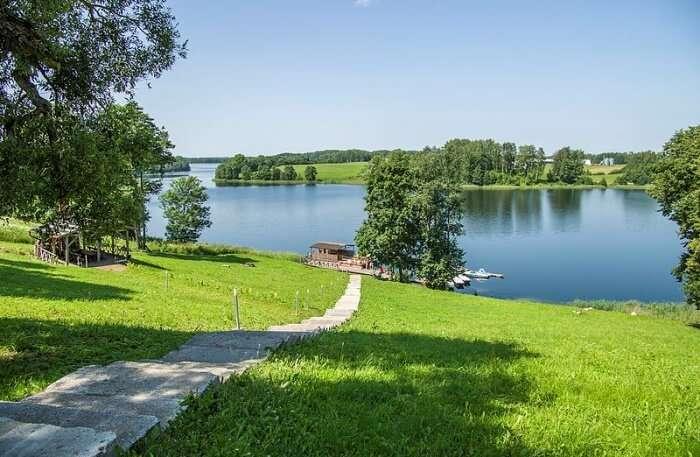 Dridzis Lake