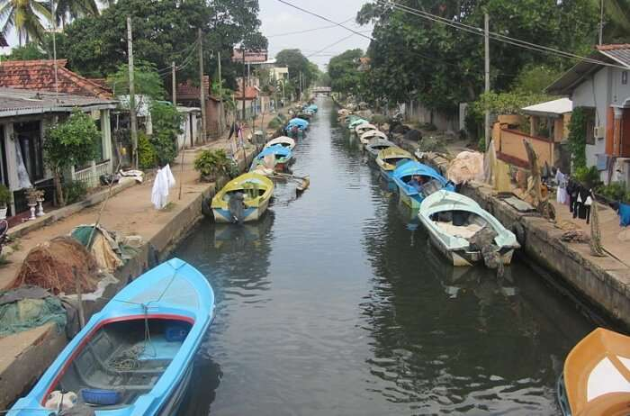Dutch Canal, Colombo