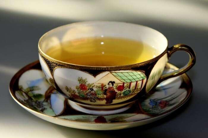 Edinburgh Tea Train