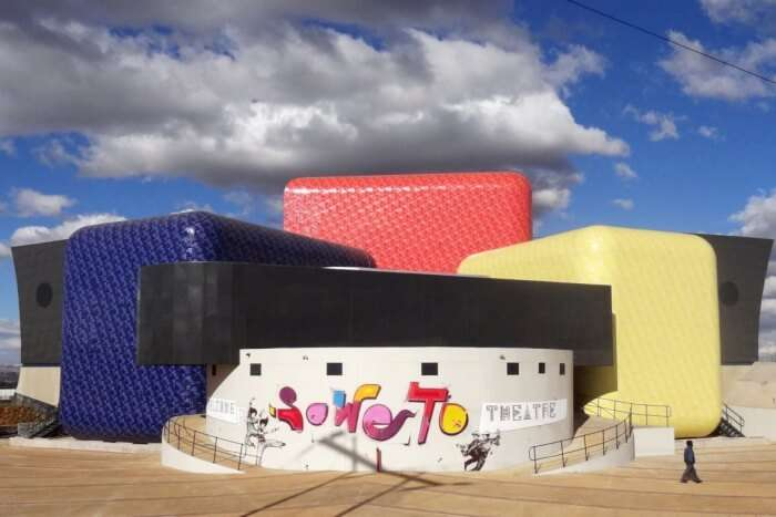Enjoy exquisite art at the Soweto Theatre