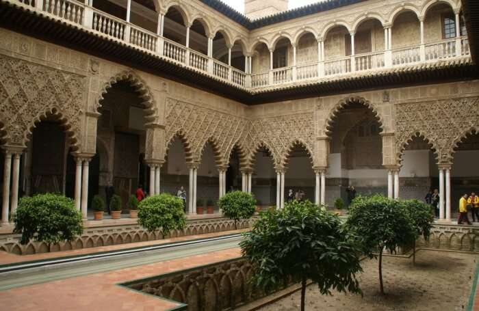 Explore Real Alcazar