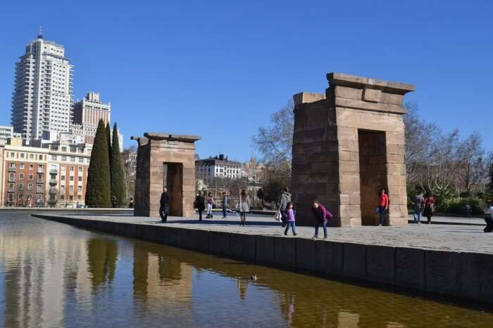 Explore Temple Of Debod