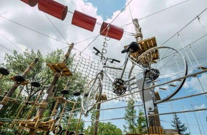 Extreme Adventure Park Balatonfüred