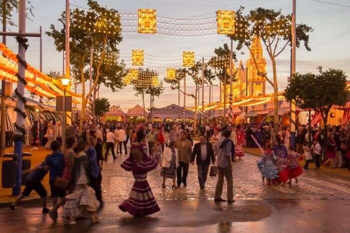 Festivals In Seville