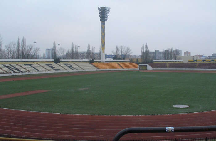 Football Stadium Pasienky
